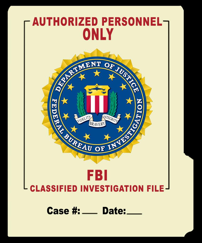 Frank Figliuzzi Authorized File