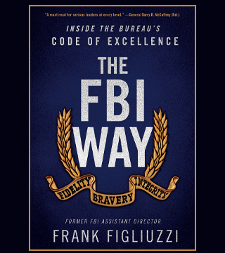 About The FBI Way Book