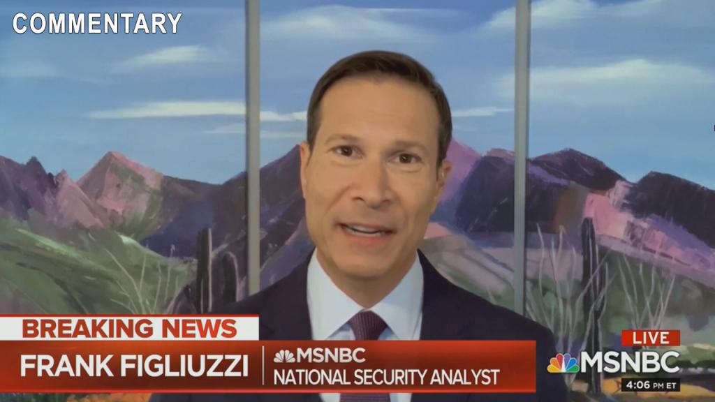 Watch Frank Figliuzzi Commentary